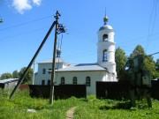 Церковь Троицы Живоначальной - Чернцы - Лежневский район - Ивановская область
