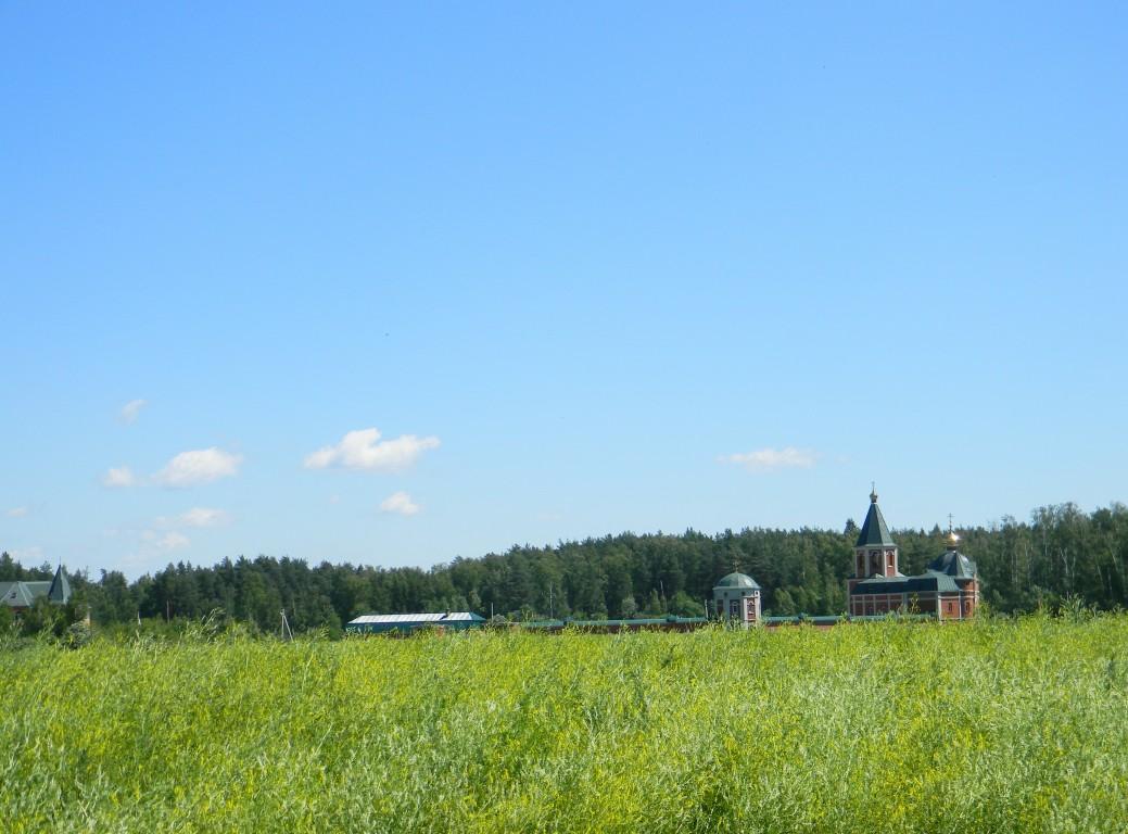 Сергиева пустынь Введенского женского монастыря, Стоянцево