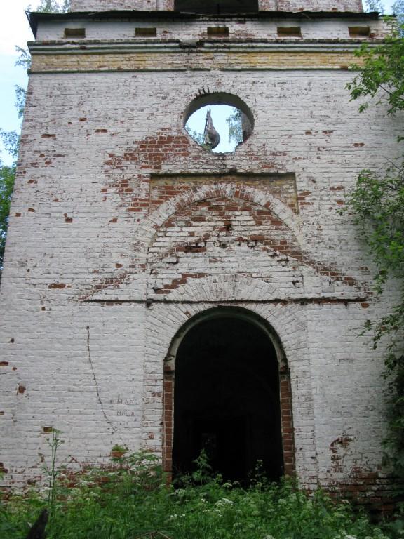 Церковь Воскресения Христова, Владимирово, урочище