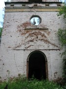 Церковь Воскресения Христова - Владимирово, урочище - Сусанинский район - Костромская область
