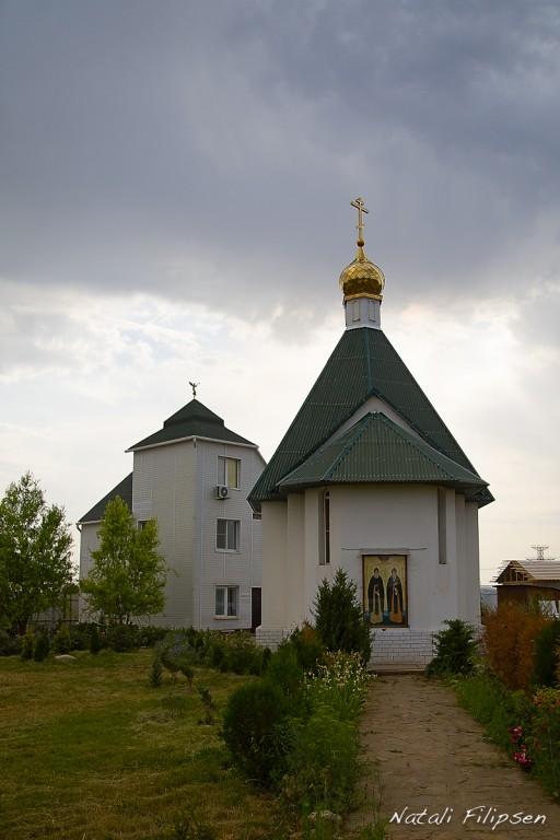 Сергия и Германа Валаамских мужской монастырь, Волжский