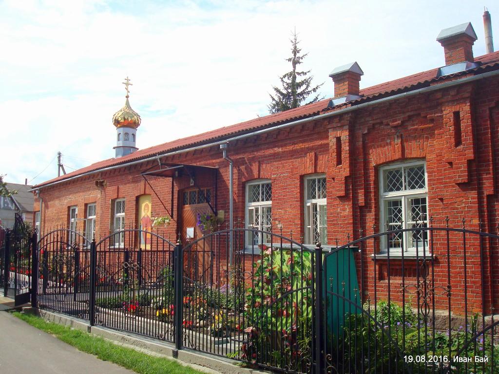 Пантелеимоновский женский монастырь, Браслав