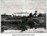 Троицкий девичий монастырь - Пановка - Колышлейский район - Пензенская область