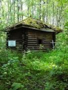 Музей деревянного зодчества. Неизвестная часовня из д. Юркино - Кострома - Кострома, город - Костромская область
