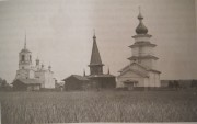 Церковь Зосимы и Савватия - Верховский Погост (Верховье) - Тарногский район - Вологодская область