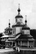 Путивль. Вознесения Господня, церковь