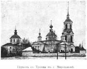 Храмовый комплекс Мирохановского прихода - Мироханово, урочище - Чухломский район - Костромская область