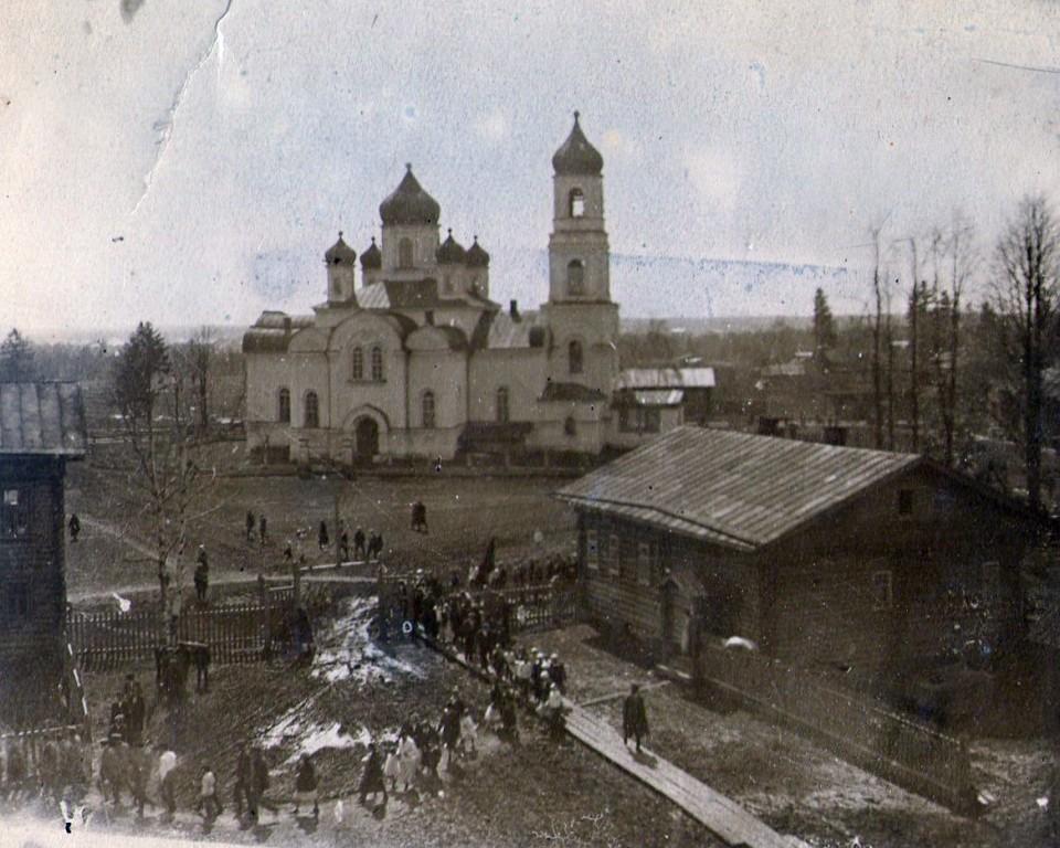 Церковь Казанской иконы Божией Матери, Ацвеж