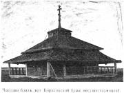 Неизвестная  часовня - Борисовское - Солигаличский район - Костромская область