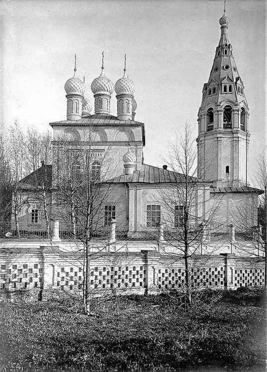 Церковь Космы и Дамиана на Гноище, Кострома