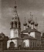 Церковь Николая Чудотворца в Никольской слободе - Кострома - Кострома, город - Костромская область