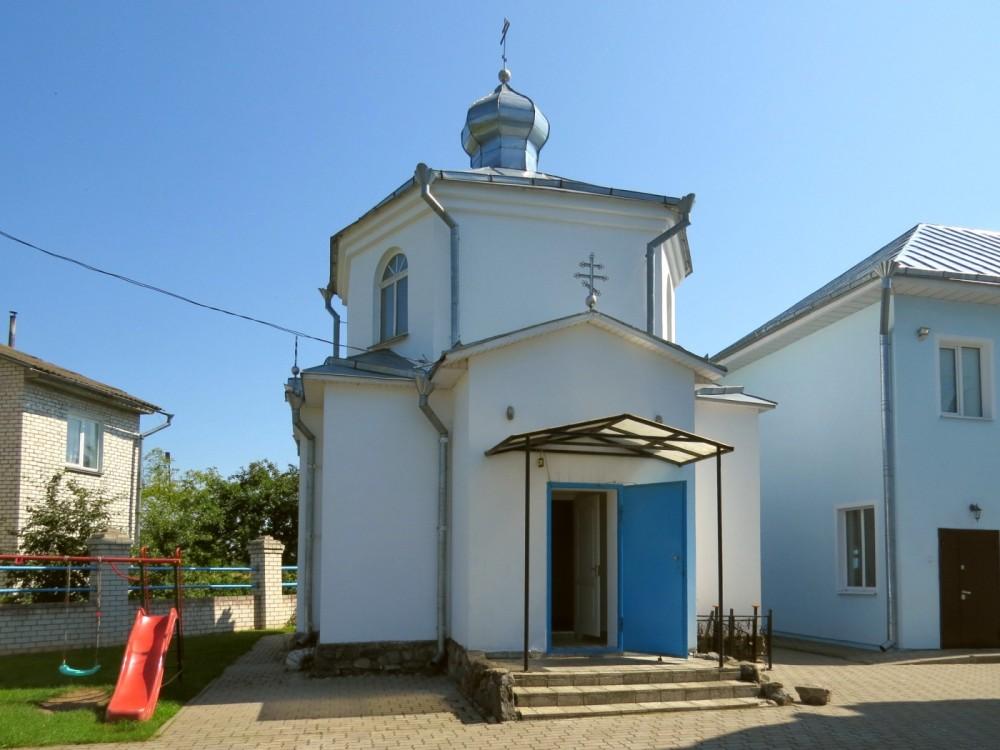 Церковь Покрова Пресвятой Богородицы, Вейно