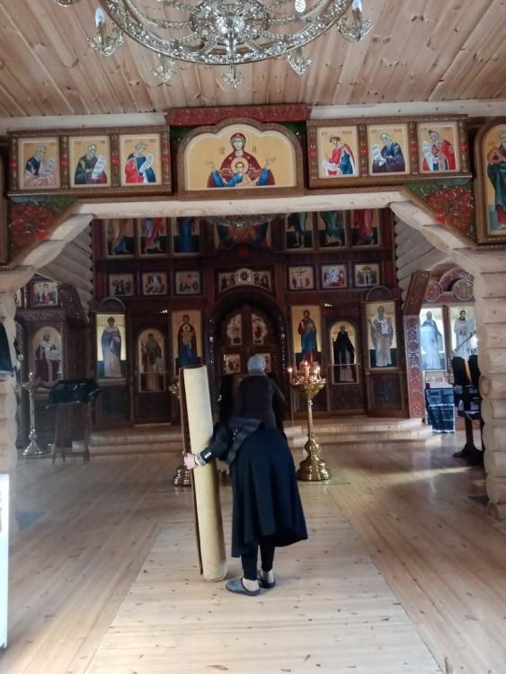 Пермский край, Пермь, город, Пермь. Церковь иконы Божией Матери
