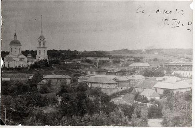 Церковь Спаса Преображения, Ефремов