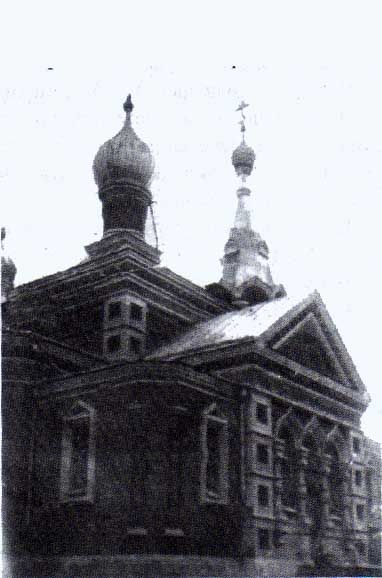 Церковь Марии Магдалины, Петропавловск
