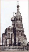 Церковь Троицы Живоначальной при железнодорожном вокзале - Омск - Омск, город - Омская область