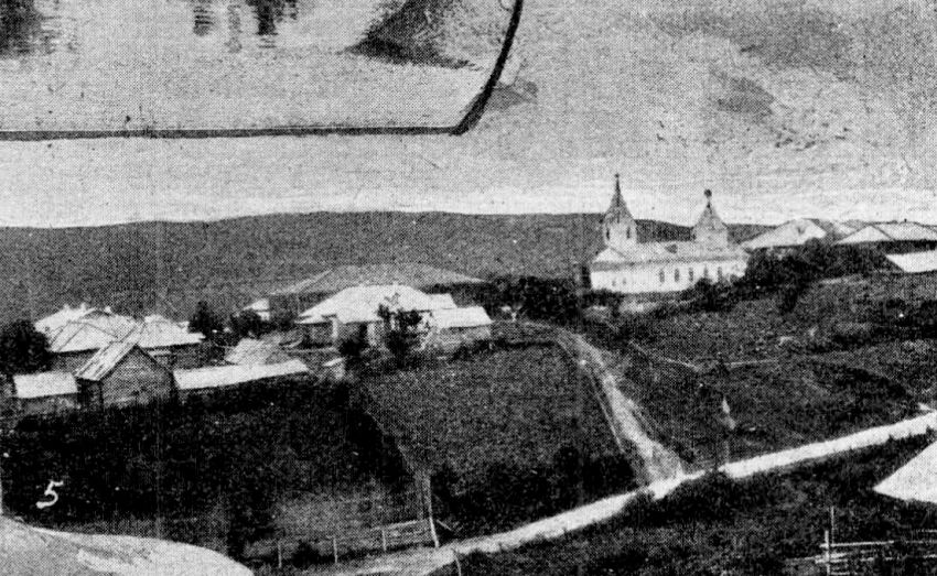 Церковь Николая Чудотворца, Корсаков