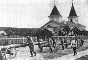 Церковь Николая Чудотворца - Корсаков - Корсаков, город - Сахалинская область