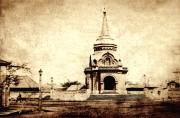 Часовня Христа Спасителя в память о спасении Александра II при покушении 4 апреля 1866 года - Иркутск - Иркутск, город - Иркутская область