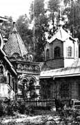 Церковь Покрова Пресвятой Богородицы на Большеохтинском единоверческом кладбище - Красногвардейский район - Санкт-Петербург - г. Санкт-Петербург