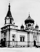 Церковь Димитрия Солунского на Большеохтинском единоверческом кладбище - Санкт-Петербург - Санкт-Петербург - г. Санкт-Петербург