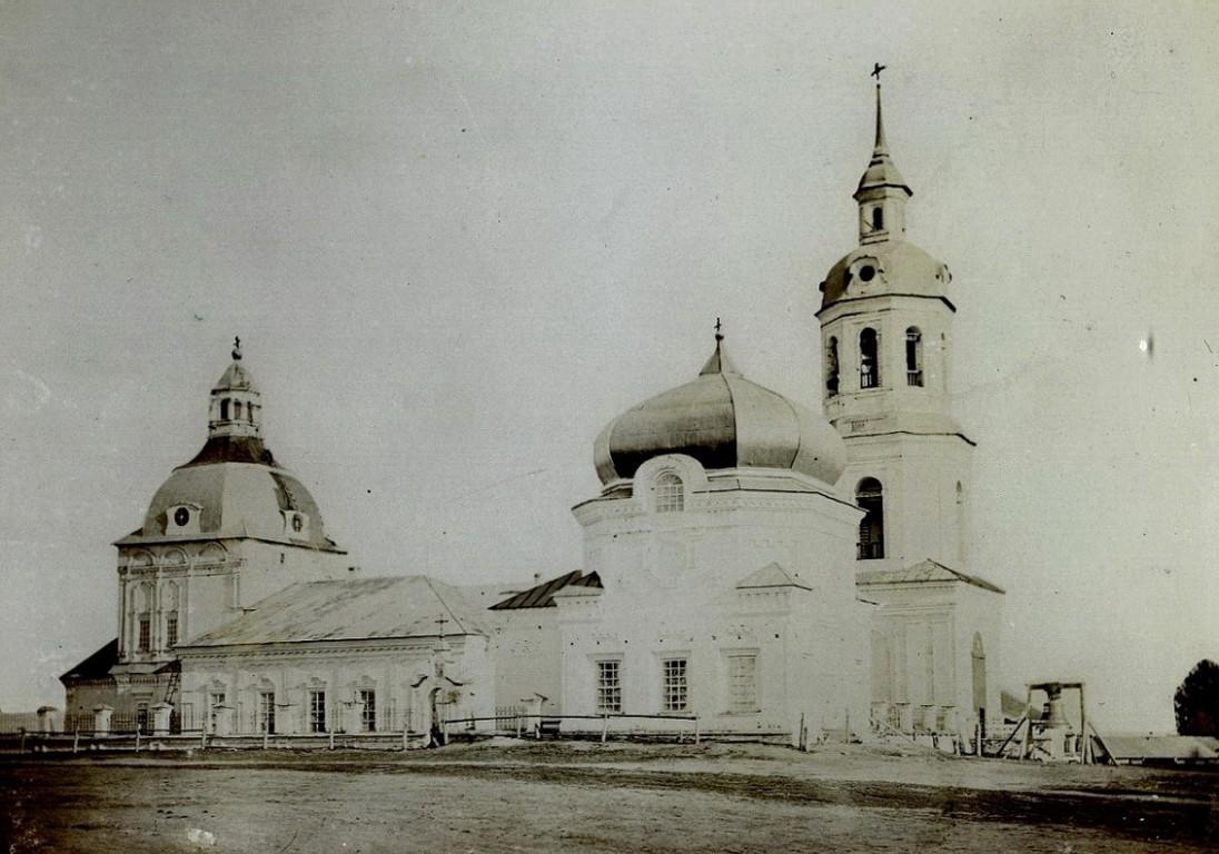 Неизвестная часовня при Троицкой церкви, Медяны