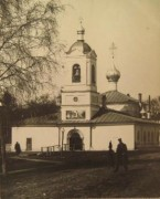 Церковь Параскевы Пятницы на Пятницком мосту - Вологда - Вологда, город - Вологодская область