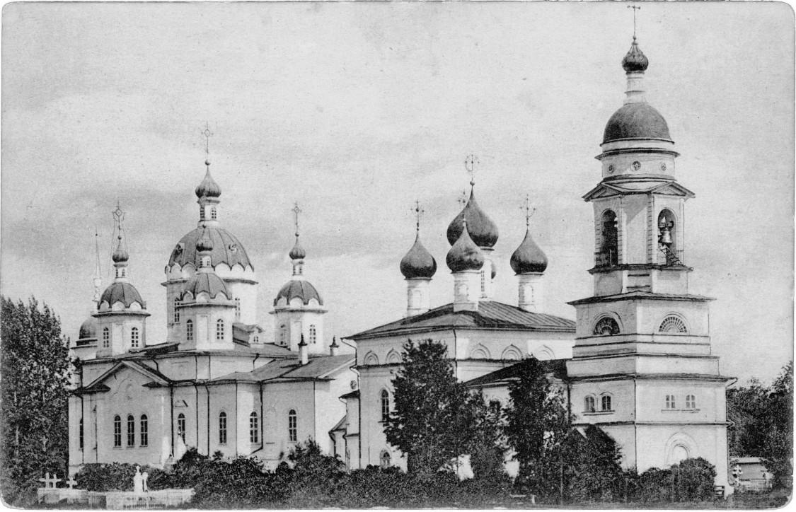 Свято-Духов Вологодский мужской монастырь, Вологда