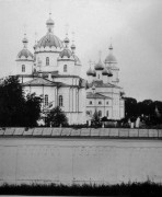 Свято-Духов Вологодский мужской монастырь - Вологда - Вологда, город - Вологодская область