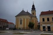 Церковь Николая Чудотворца - Орадя - Бихор - Румыния