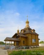 Краснослободск. Троицы Живоначальной, церковь