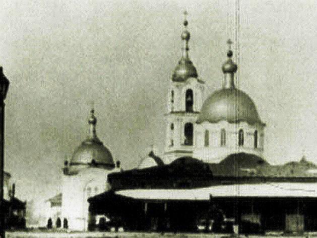 Церковь Петра и Павла на бывшей Базарной площади, Пенза