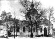 Церковь Петра и Павла на бывшей Базарной площади - Пенза - Пенза, город - Пензенская область