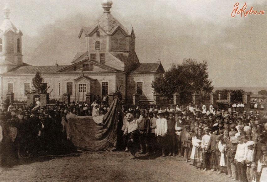 Церковь Николая Чудотворца, Оськино