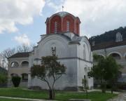 Студеницкий Успенский монастырь. Церковь Иоакима и Анны - Брезова - Рашский округ - Сербия