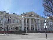 Домовая церковь Николая Чудотворца при бывшем Первом Сибирском кадетском корпусе - Омск - Омск, город - Омская область
