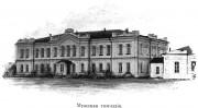 Домовая церковь Александра Невского при бывшей Первой мужской гимназии - Омск - Омск, город - Омская область