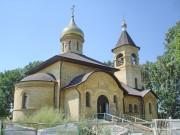 Боргустанская. Георгия Победоносца (строящаяся), церковь