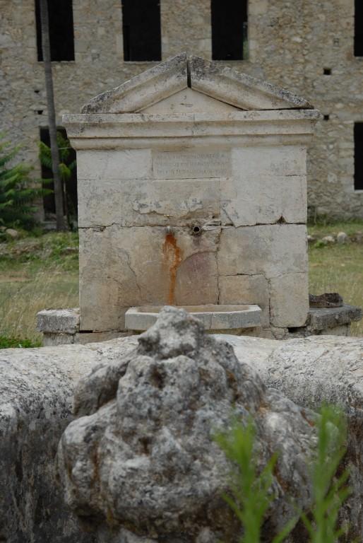 Монастырь Асоматос, Асоматос