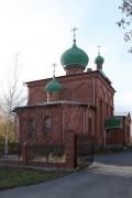 Церковь Покрова Пресвятой Богородицы - Миасс - Миасс, город - Челябинская область