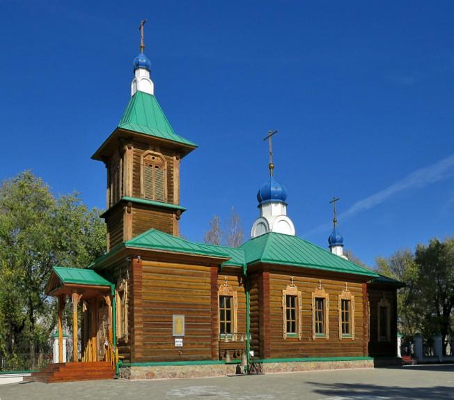 Церковь Николая Чудотворца, Благовещенск