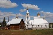 Церковь Спаса Преображения - Смеловский - Верхнеуральский район - Челябинская область