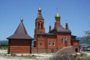 Церковь Александра Невского - Цемдолина - Новороссийск, город - Краснодарский край