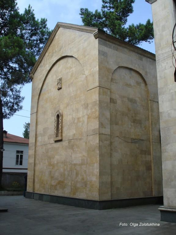Церковь Введения во храм Пресвятой Богородицы, Кобулети