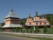 Церковь Собора Пресвятой Богородицы - Бусовиско - Старосамборский район - Украина, Львовская область