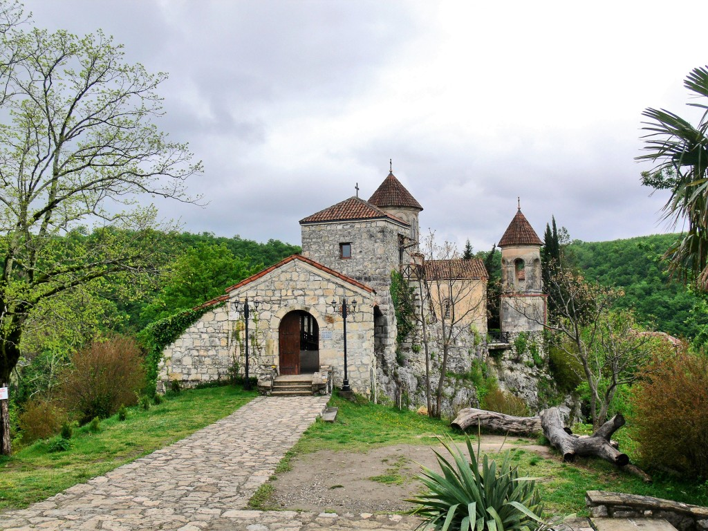 Монастырь Давида и Константина, Моцамета