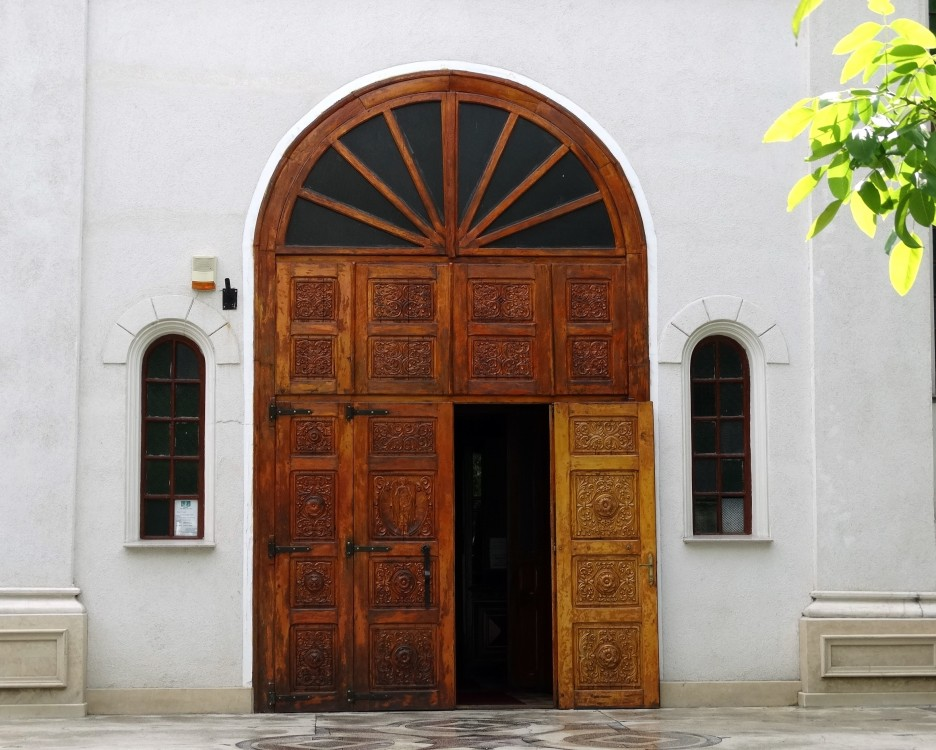 Румыния, Галац, Галац. Церковь Спаса Преображения, фотография. дополнительная информация