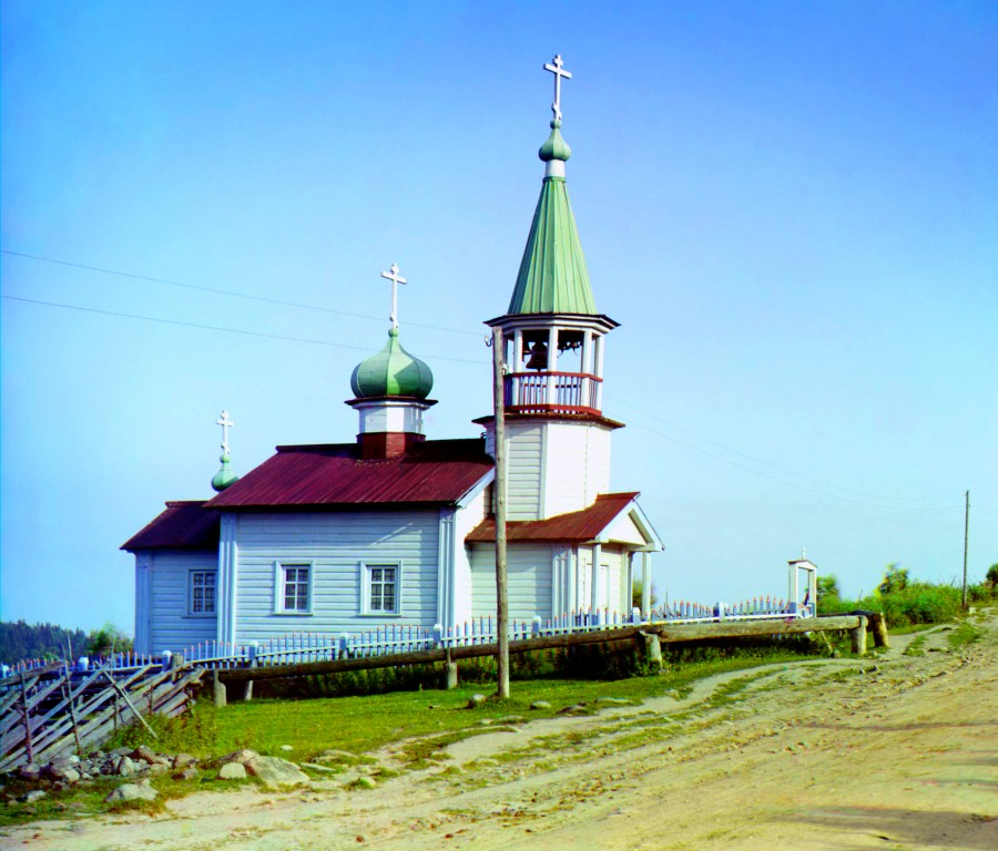 Церковь Флора и Лавра, Илемсельга