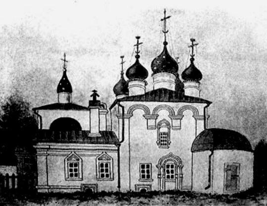 Успенский Ольгов женский монастырь, Льгово