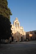 Монастырь Аркади. Церковь Константина и Спаса Преображения - Аркади - Крит (Κρήτη) - Греция